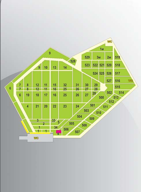 Хованское Кладбище Карта Москвы